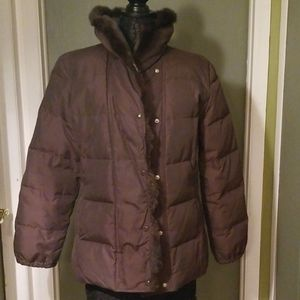 Dana Buchman winter jacket sz Large
